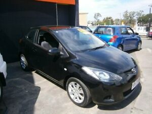 2008 Mazda 2 DE10Y1 Neo Black 5 Speed Manual Hatchback Stafford Brisbane North West Preview