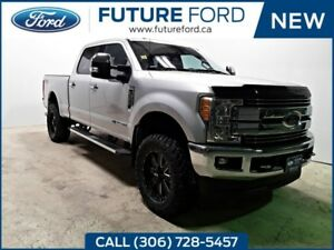 2017 FORD SUPER DUTY F350 SRW Lariat-DIESEL POWER-FX4-ULTIMATE P