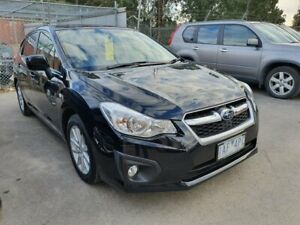 2013 Subaru Impreza G4 MY14 2.0i-S Lineartronic AWD Black 6 Speed Constant Variable Hatchback Dandenong Greater Dandenong Preview