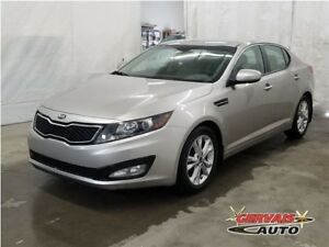 Kia Optima EX-T Turbo Cuir MAGS Bluetooth 2013