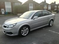 VAUXHALL VECTRA 1.9 SRI CDTI 16V 5DR AUTOMATIC (silver) 2007