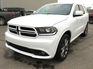 2017 Dodge Durango GT AWD Accident Free,  Heated Seats,  3rd Row