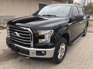 "2016 Ford F-150 4WD SuperCrew 145"" XLT_ XTR PACKAGE_4X4 XLT XLT"