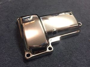 CHROME TRANSMISSION TOP COVER ASSY