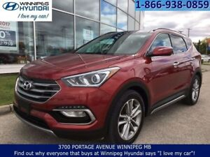 2017 Hyundai Santa Fe Sport Limited AWD No Accidents Heated Seat