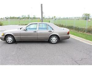 1992 MERCEDES 300 SD** DIESEL** SUPER RARE CAR** MUST SEEE