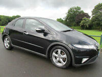 2007 (07) Honda Civic 2.2i-CTDi SE ***FINANCE ARRANGED***