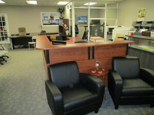Located in Oshawa-Office Furniture-Family Business Since 1962