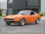 1972 Datsun 240Z Sports Orange 5 Speed Manual Coupe Bayswater Knox Area Preview