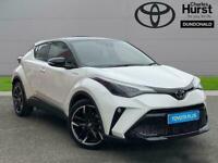 2021 Toyota C-HR 2.0 Hybrid Gr Sport 5Dr Cvt Auto Hatchback Hybrid Automatic