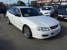 2006 Holden Commodore VZ MY06 Executive White 4 Speed Automatic Sedan Preston Darebin Area Preview
