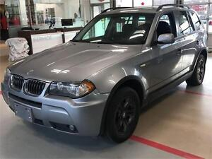 2006 BMW X3 3.0i  *Low Km ~ In Mint Condition*  2-Yrs Warranty