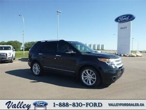 LOADED UP XLT WITH TOW PACKAGE! 2013 Ford Explorer XLT 4WD