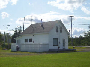 Home/Cottage for sale- 5 min walk from Bay Chaleur, Charlo, NB
