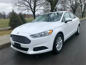 2014 FORD FUSION , AUTOMATIQUE , 4 CYLINDRE , BLEUTOOTH TELEPHON