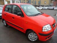 HYUNDAI AMICA 1.1 ATLANTIC 5d 63 BHP (red) 2008