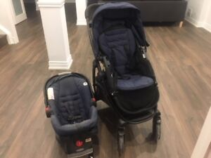 click connect stroller