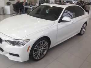 2013 BMW 335 XI with M Package - 6 SPEED MANUAL