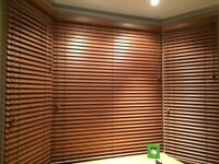 Wooden Blinds for sale £50