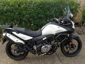 2012 V-Strom in excellent condition! Be quick- a great buy.... Pacific Paradise Maroochydore Area Preview
