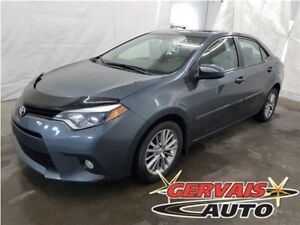 Toyota Corolla LE Toit Ouvrant A/C MAGS Bluetooth 2014