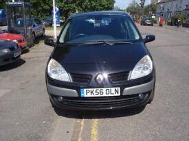 Renault GRAND SCENIC 1.6 VVT Dynamique 5dr, 2006 model, Full MOT, 7 Seater