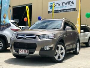 2013 Holden Captiva CG MY13 7 LX (4x4) Gold 6 Speed Automatic Wagon East Brisbane Brisbane South East Preview