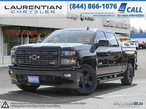 2015 Chevrolet Silverado 1500 Z71 -DEPENDABILITY YOU CAN COUNT O