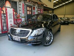 2013 Mercedes-Benz S-Class V222 S500 L 7G-Tronic + Obsidian Black 7 Speed Sports Automatic Sedan Rydalmere Parramatta Area Preview