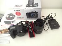 Bargain ! Canon 70d (Body Only ) or with lenses Immaculate Condition