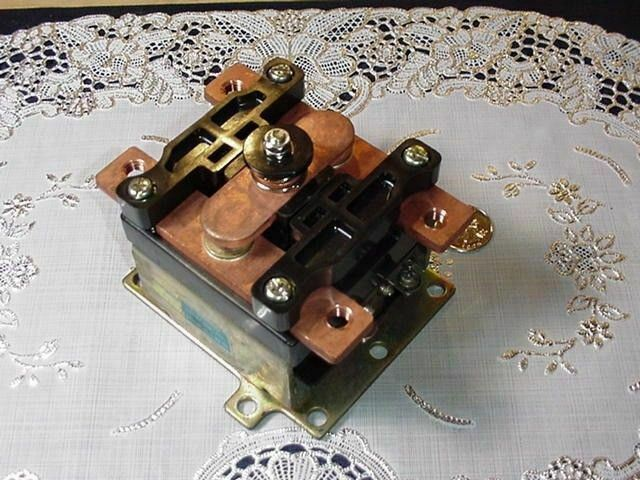 Hitachi MS22-40 FR Contactor Forklift Electrical Part NEW!