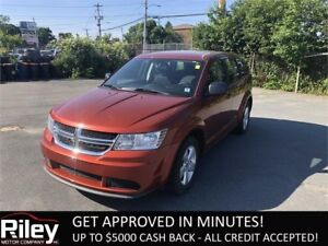 2014 Dodge Journey Canada Value Pkg STARTING AT $112.69 BI-WEEKL