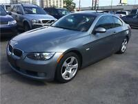 2008 BMW 3 Series 328xi AWD, 6 SPEED MANUAL, COUPE, CLEAN CARPRO