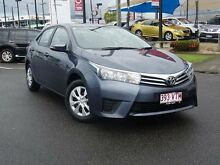 2014 Toyota Corolla ZRE172R Ascent Grey 7 Speed CVT Auto Sequential Sedan Westcourt Cairns City Preview