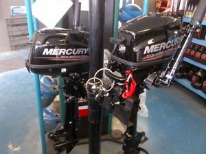 BLOWOUT ON IN STOCK PORTABLE MERCURY OUTBOARDS