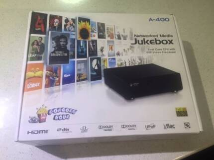 Popcorn Hour A-400, Networked Media Player, Dual Core, HDMI, USB Narre Warren South Casey Area Preview