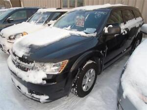 2012 DODGE JOURNEY 62000KM $8995