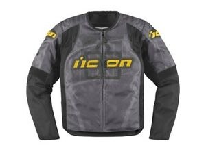 Icon overlord type 1 textile jacket XL
