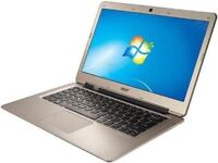 Acer Aspire S3 Thin Laptop Core i5 -2647 , 4GB RAM ,320gb hdd.