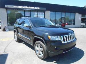 JEEP GRAND CHEROKEE LIMITED OVERLAND 4X4 2011