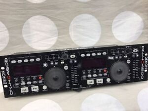 DJ Midi Controller by Denon Model HC4500