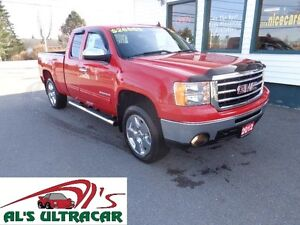 2012 GMC Sierra 1500 SLE 4.8L Bucket Seats! Only $112 weekly!