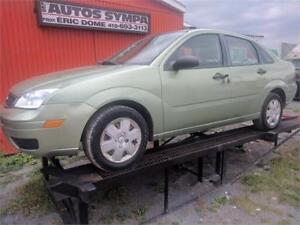 Ford Focus 2007 (stock#202)