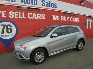 2011 Mitsubishi ASX XA MY11 2WD Silver 6 Speed Constant Variable Wagon Welshpool Canning Area Preview