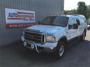 2007 Ford Super Duty F-250 Lariat -- DIESEL --
