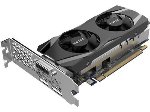 ZOTAC GeForce GTX 1050 Ti DirectX 12 ZT-P10510E-10L 4GB 128