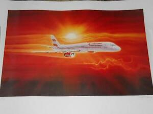 CANADA 3000 LIMITED ADDITION CLIFF KEARNS PRINT