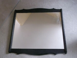 Solid  Wood Frame  Mirror  Great Shape