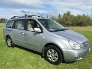 2008 Kia Grand Carnival VQ EX Silver Sports Automatic Wagon East Rockingham Rockingham Area Preview