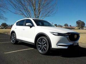 2018 Mazda CX-5 MY19 (KF Series 2) Touring (4x4) Snowflake White Pearl 6 Speed Automatic Wagon Armidale Armidale City Preview